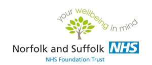 Your wellbeing in mind & Norfolk and Suffolk NHS