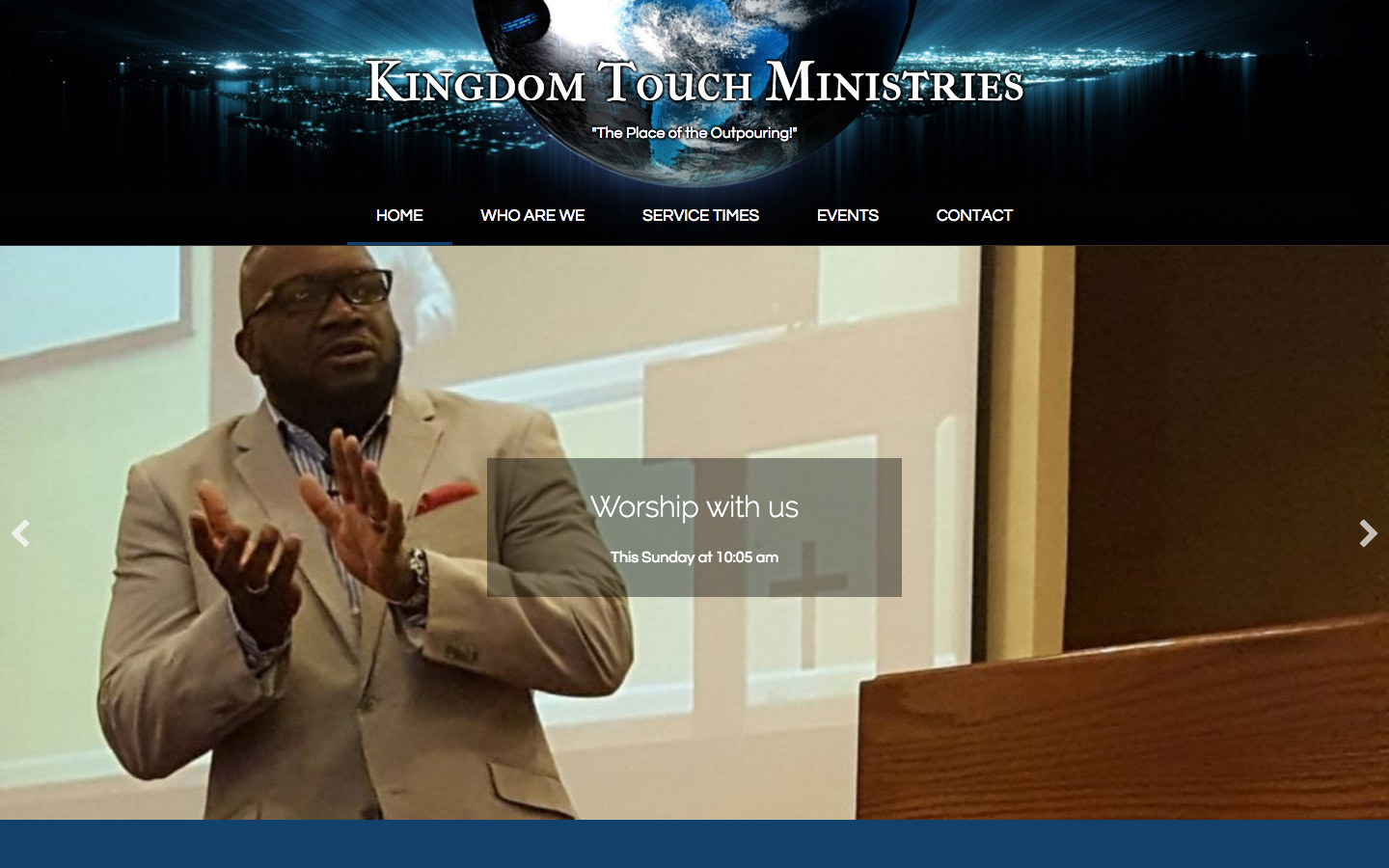 Kingdom Touch Ministries Inc.