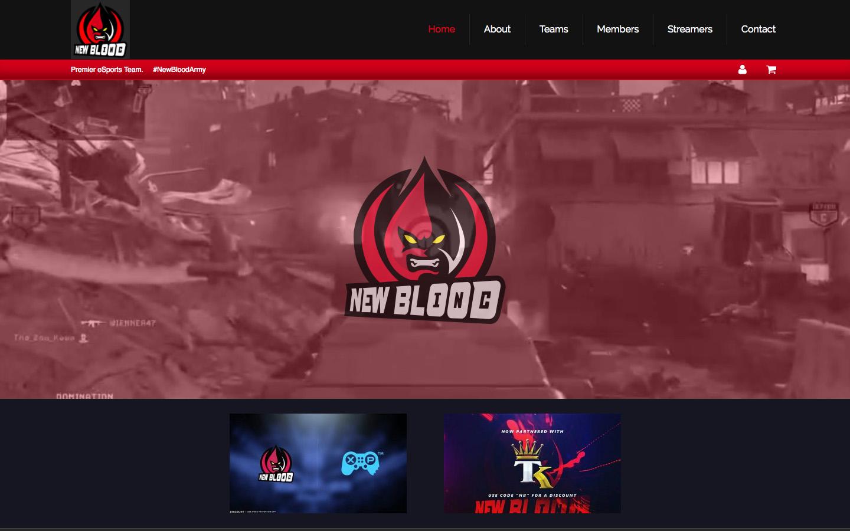 New Blood Inc
