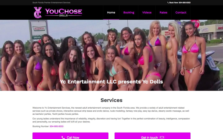 International Dolls Club